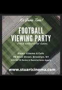 Football Viewing Party