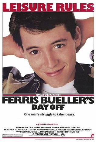 GREASE - FERRIS BUELLER'S DAY OFF