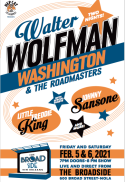 Walter Wolfman Washington & the Roadmasters